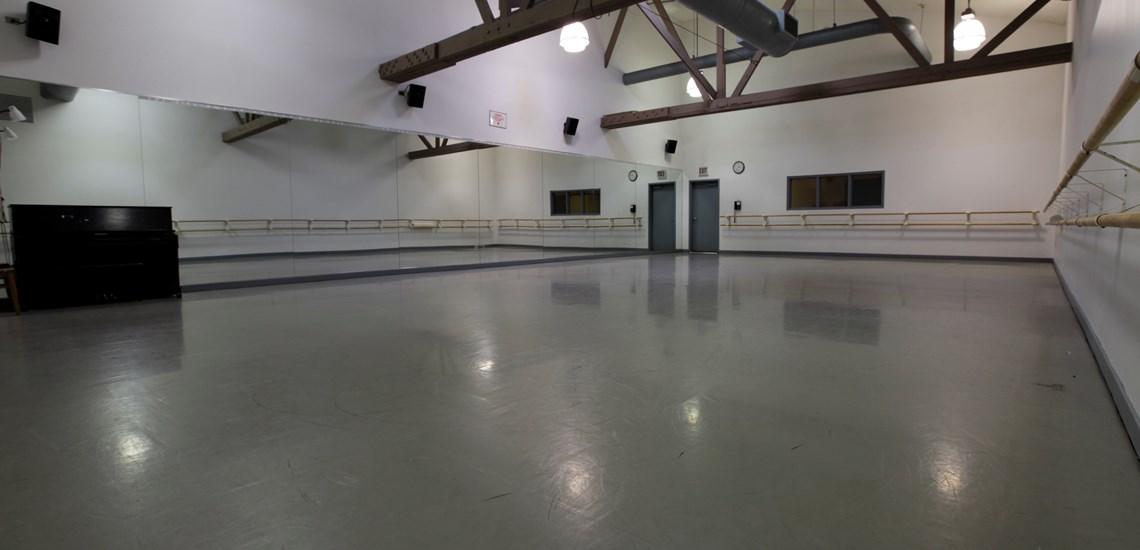 hubbard street dance chicago studio rentals