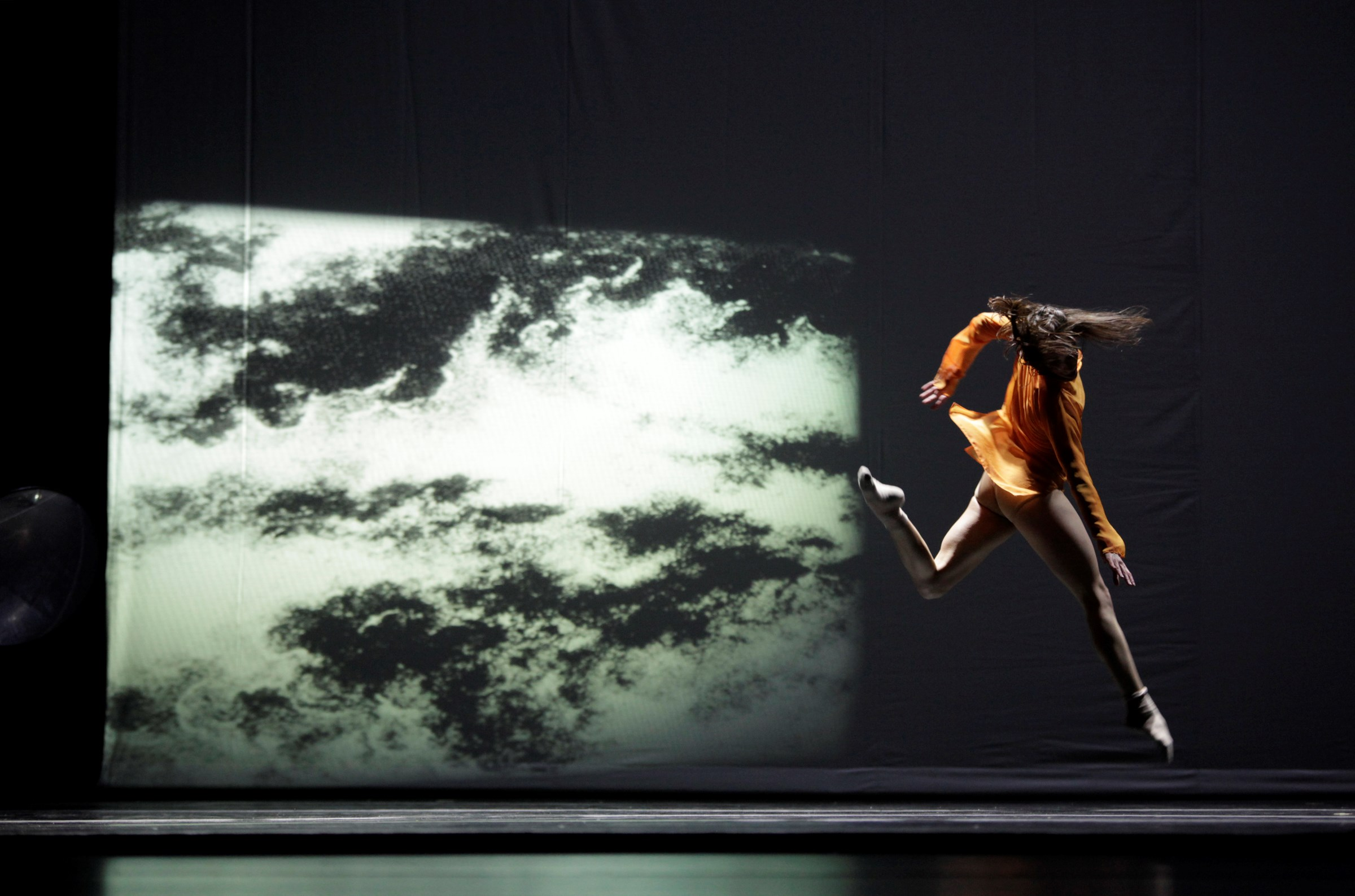 Ana Lopez in William Forsythe's Quintett